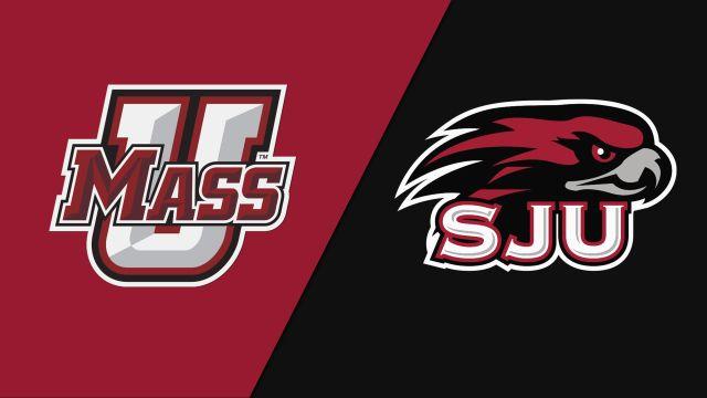 UMass vs. Saint Joseph's (W Basketball)