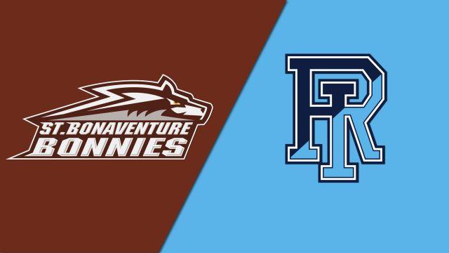St. Bonaventure vs. Rhode Island (W Basketball)