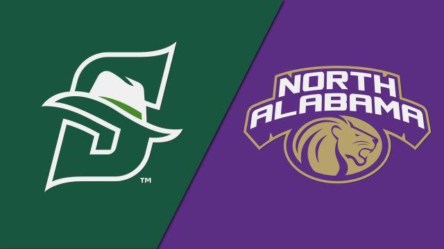 Stetson vs. North Alabama (W Basketball)