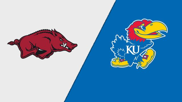 Arkansas vs. Kansas (W Volleyball)