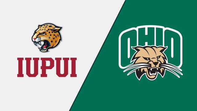 IUPUI vs. Ohio (W Volleyball)