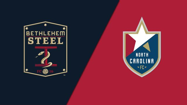 Bethlehem Steel FC vs. North Carolina FC (United Soccer League)