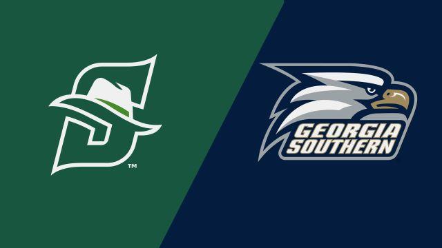 Stetson vs. Georgia Southern (W Soccer)