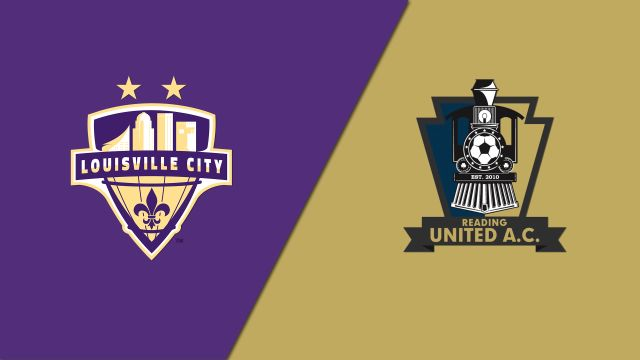 Louisville City FC vs. Reading United AC (Second Round) (U.S. Open Cup)