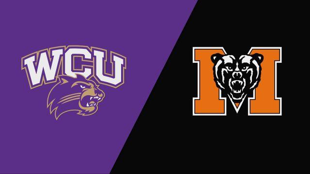 Western Carolina vs. Mercer (Quarterfinal #1) (SoCon Women's Basketball Championship)