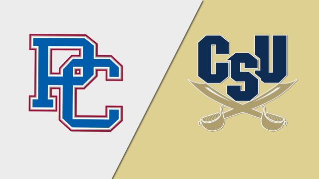 Presbyterian vs. Charleston Southern (Football)