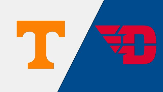 Tennessee vs. Dayton (W Volleyball)