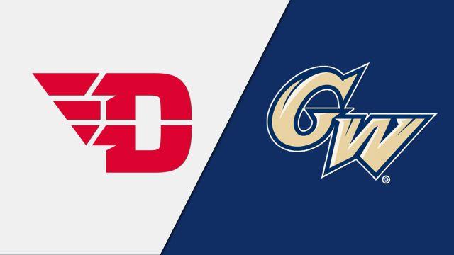 Dayton vs. George Washington (W Basketball)