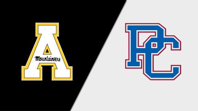 Appalachian State vs. Presbyterian (Softball)