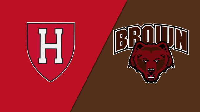 Harvard vs. Brown (M Hockey)