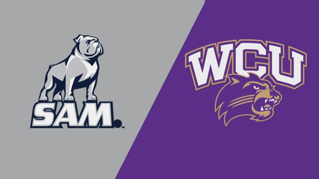 Samford vs. Western Carolina (M Basketball)