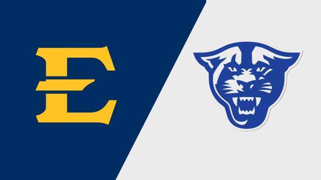 East Tennessee State vs. Georgia State (M Basketball)