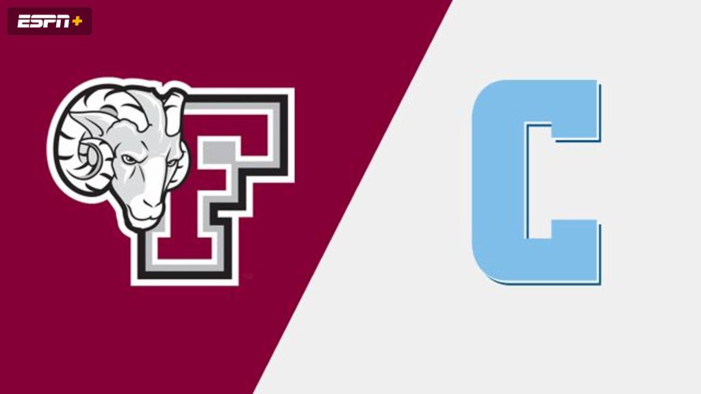 Fordham vs. Columbia (W Volleyball)