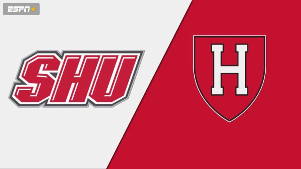Sacred Heart vs. Harvard (M Volleyball)
