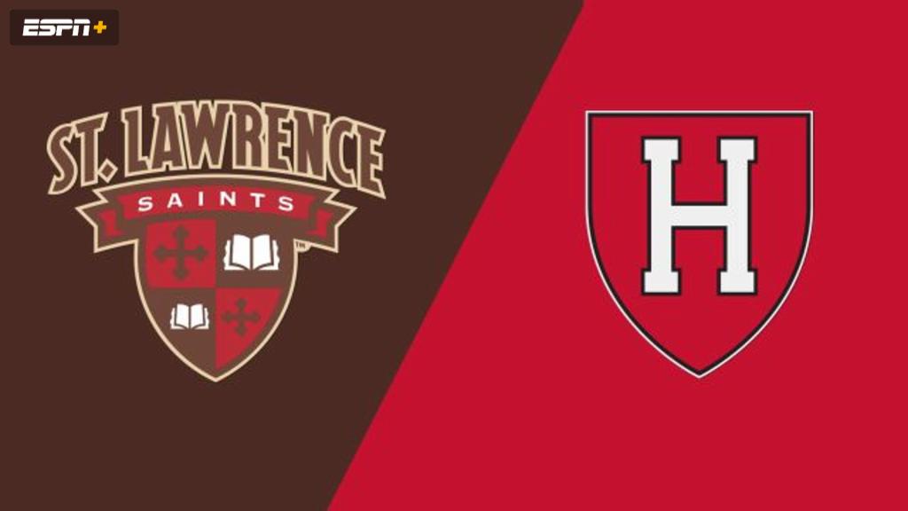 St. Lawrence vs. Harvard (M Hockey)
