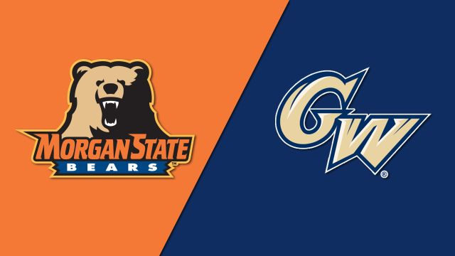 Morgan State vs. George Washington (W Volleyball)