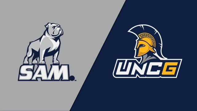 Samford vs. UNC Greensboro (Quarterfinal #3) (SoCon Men's Basketball Championship)
