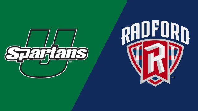 USC Upstate vs. Radford (W Volleyball)