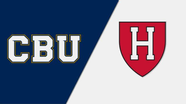 California Baptist vs. Harvard (W Water Polo)