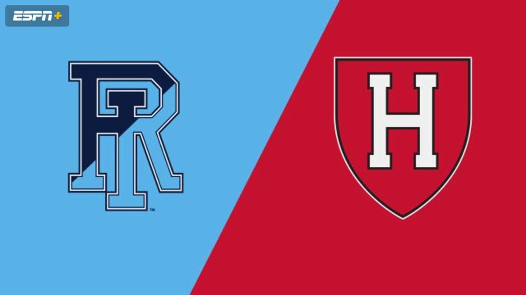 Rhode Island vs. Harvard (W Volleyball)
