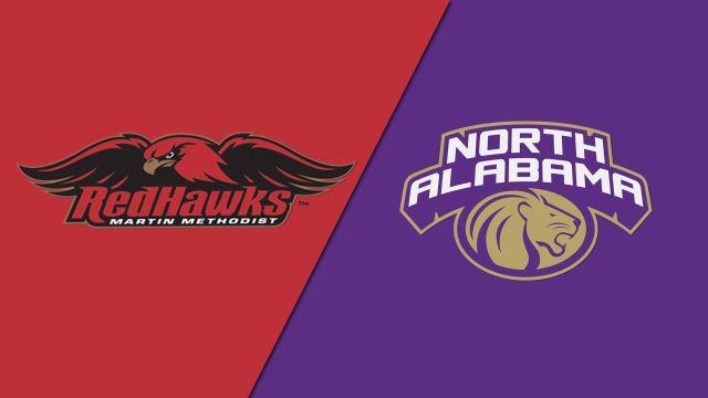 Martin Methodist vs. North Alabama (W Basketball)