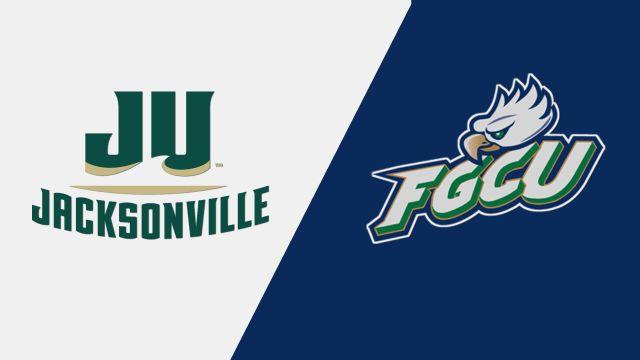 Jacksonville vs. Florida Gulf Coast (W Basketball)