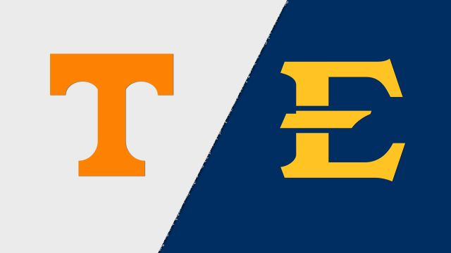 Tennessee vs. East Tennessee State (W Volleyball)