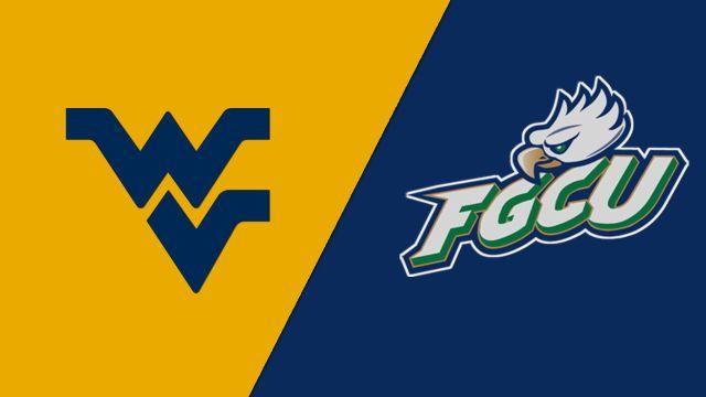 West Virginia vs. Florida Gulf Coast (W Volleyball)