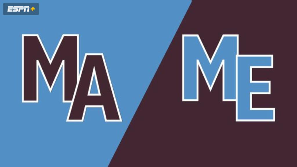 Walpole, MA vs. Lewiston, ME (New England Regional)