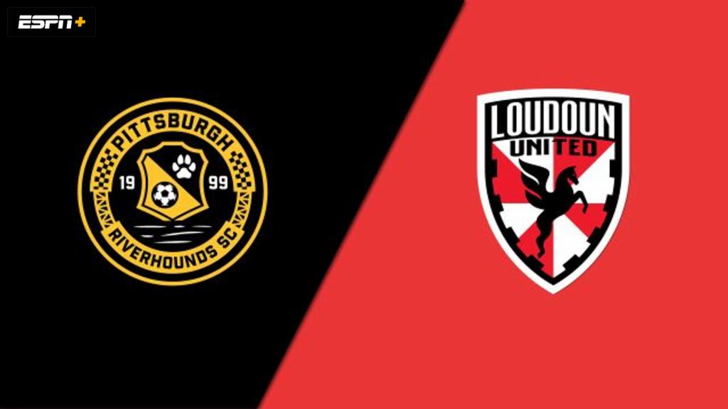 Pittsburgh Riverhounds SC vs. Loudoun United FC (USL Championship)