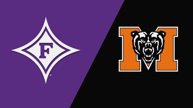 Furman vs. Mercer (W Basketball)