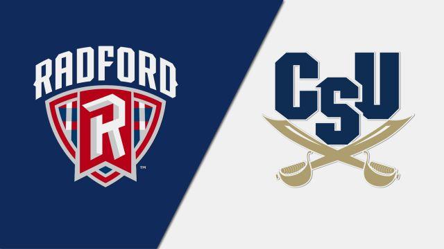 Radford vs. Charleston Southern (Softball)