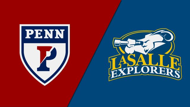 Pennsylvania vs. La Salle (M Basketball)