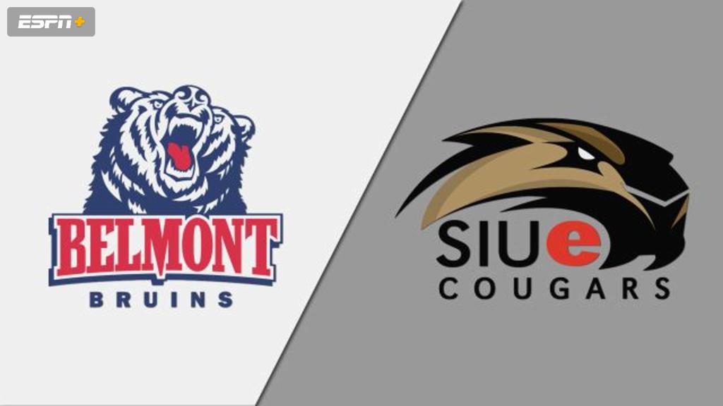 Belmont vs. SIU-Edwardsville (Softball)
