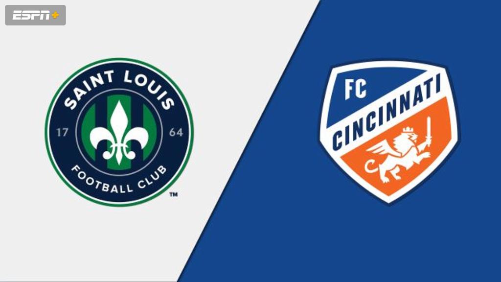 Saint Louis FC vs. FC Cincinnati (Round of 16) (U.S. Open Cup)