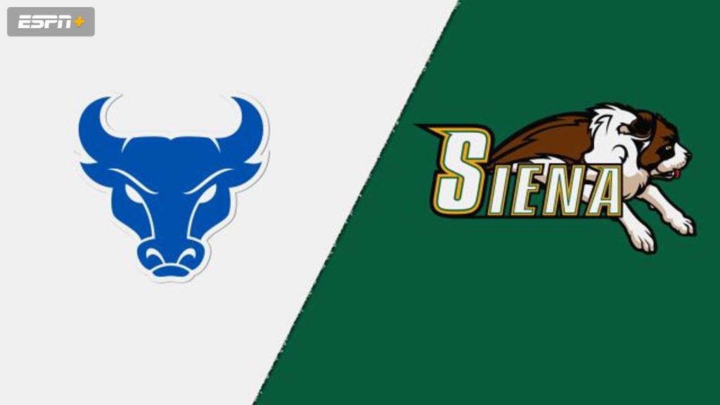 Buffalo vs. Siena (W Volleyball)