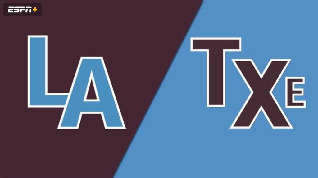 River Ridge, LA vs. Kountze, TX (Southwest Regional)