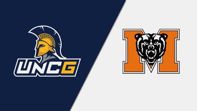 UNC Greensboro vs. Mercer (Softball)