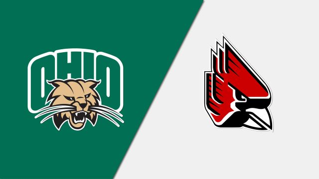 Ohio vs. Ball State (M Basketball)