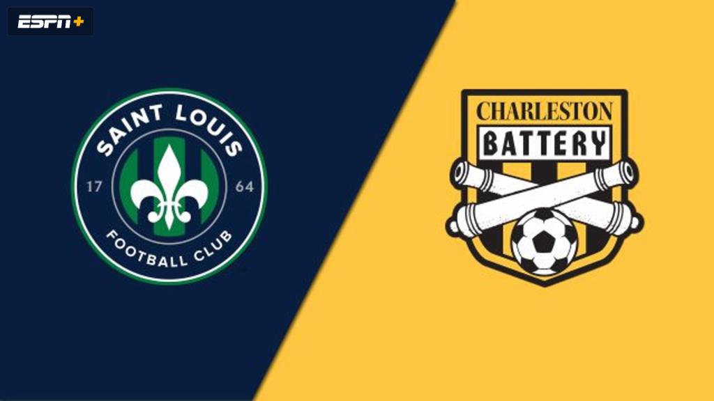 Saint Louis FC vs. Charleston Battery (USL Championship)