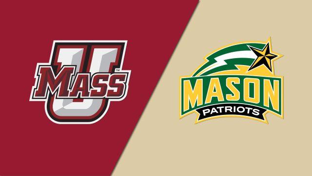 UMass vs. George Mason (M Basketball)