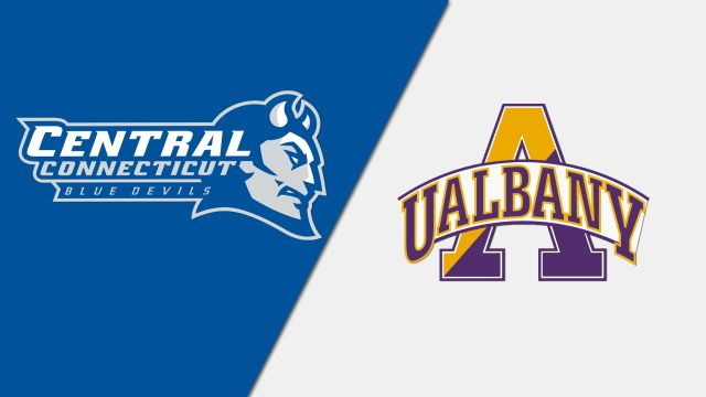 Central Connecticut vs. Albany (W Basketball)
