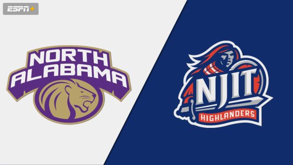 North Alabama vs. NJIT (W Basketball)