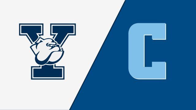 Yale vs. Columbia (W Lacrosse)