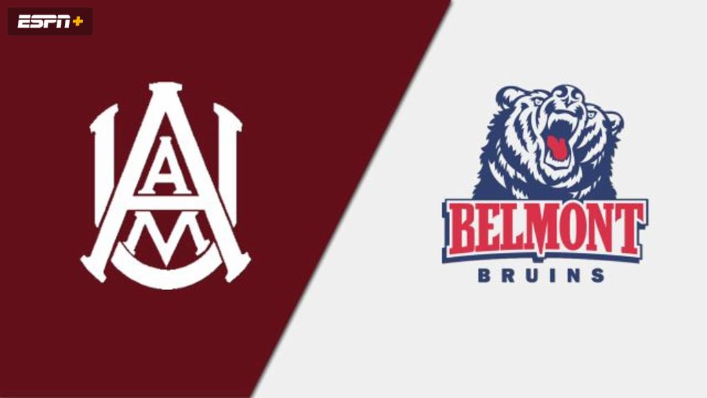 Alabama A&M vs. Belmont (Softball)