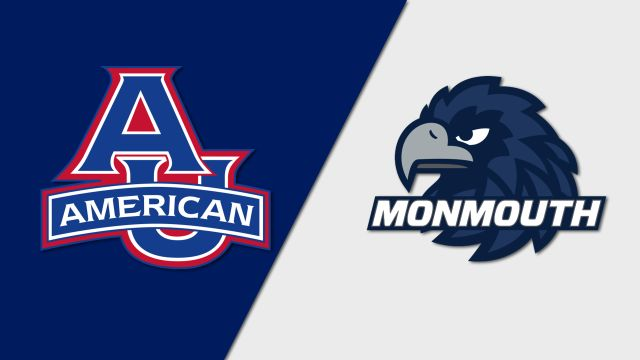 American vs. Monmouth (W Soccer)