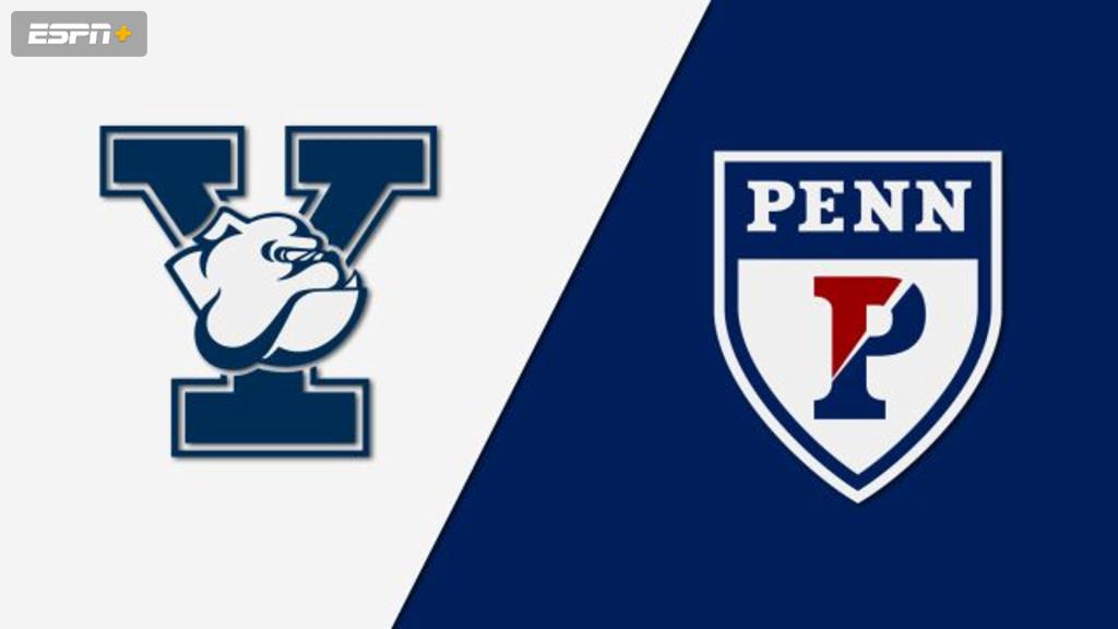 Yale vs. Pennsylvania (W Volleyball)