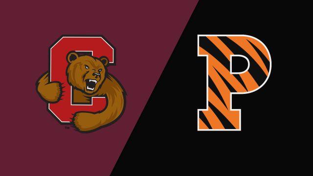 Cornell vs. Princeton
