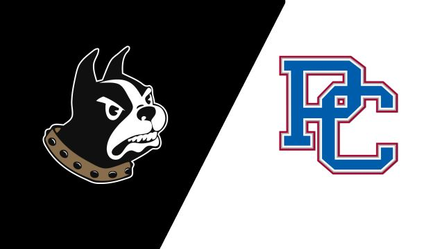 Wofford vs. Presbyterian (W Volleyball)