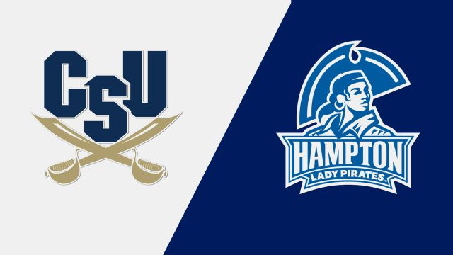 Charleston Southern vs. Hampton (W Volleyball)